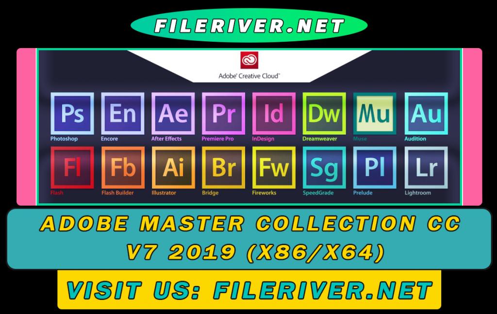 Adobe Master Collection CC v7 2019 Download