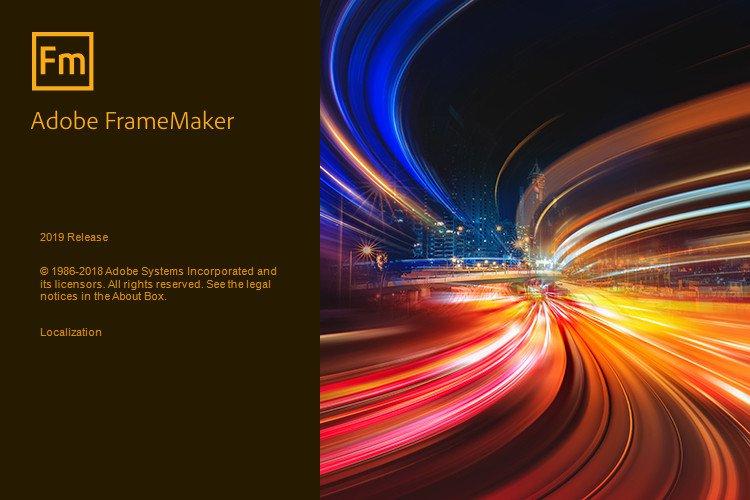 Adobe FrameMaker 2019 Crack