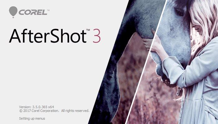 Corel AfterShot 3 Crack