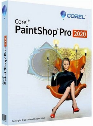 Corel PaintShop Pro 2020 Crack
