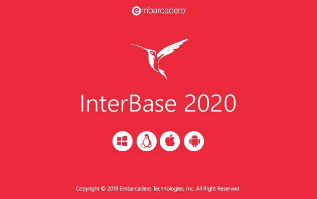 Embarcadero InterBase 2020