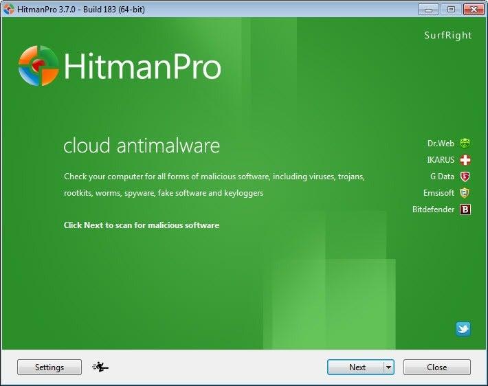 HitmanPro 3 Crack