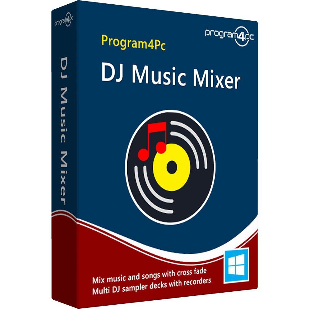 Program4Pc DJ Music Mixer Crack