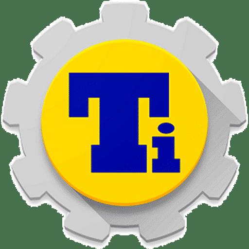 Titanium Backup icon