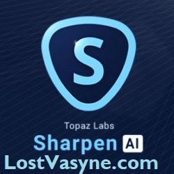 Topaz Sharpen AI Key Crack