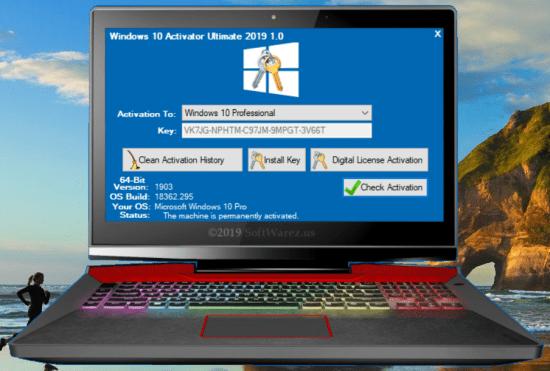 Windows 10 Activator Ultimate 2020