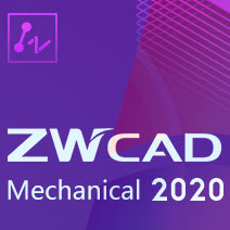 ZWCAD Mechanical Crack