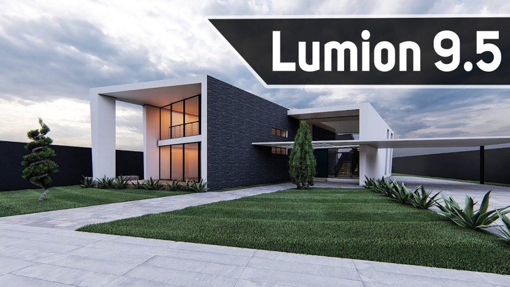 Lumion Pro 9.5 Crack