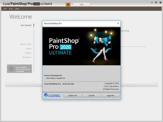 Corel PaintShop Pro 2020 Ultimate Crack