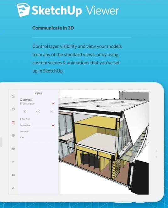 SketchUp Mobile Viewer V5.0 Cracked APK [Latest]