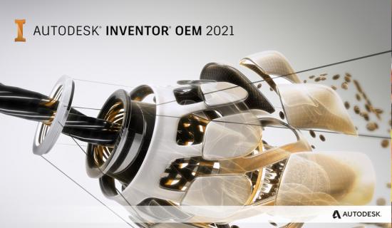 Autodesk Inventor OEM 2021