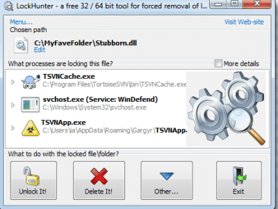LockHunter 3.2.3.126 Crack With Serial Key &  Keygen 2020[Latest]