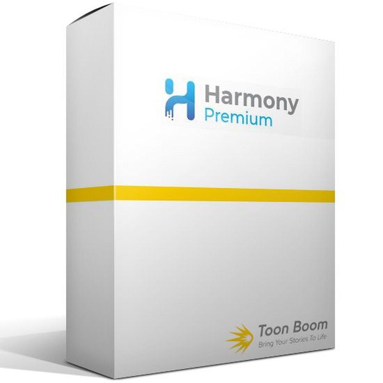 Toon Boom Harmony Premium 20.0.1 Build 16044 With Crack [Latest]