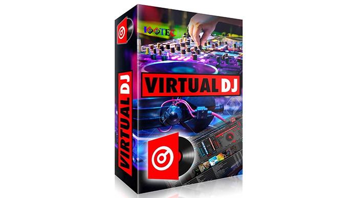 Atomix VirtualDJ Pro Infinity 2020 v8.4.5874 Crack With Keygen