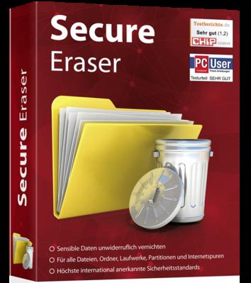 Secure Eraser Professional 5.211 Crack + Full Version Free Download